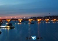 韩国仙游岛夜景