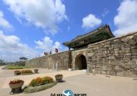 韩国2018年10月庆典活动瑞山海美邑城历史体验节包车服务