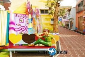 韩国仁川童话村+中华街+海鸥船一日游包车服务