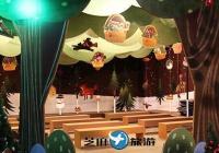 韩国庆典租车 韩国京畿道2018年照明博物馆圣诞节特别展