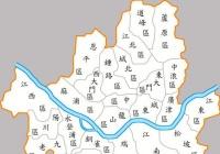 韩国首尔行政区划分