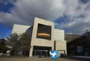 韩国光州惠特尼美术展展示馆